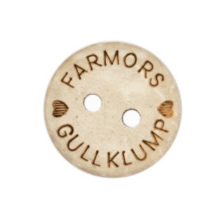 Knapp Farmors Gullklump 15mm